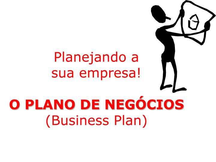 Planejando a
