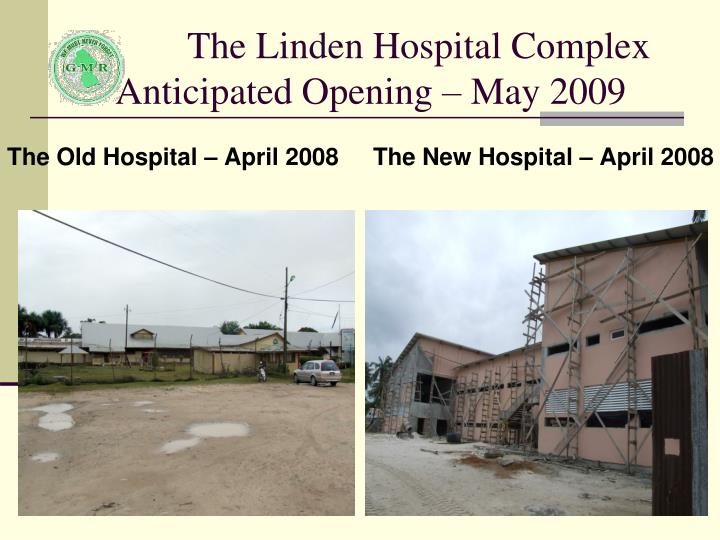 The Linden Hospital Complex