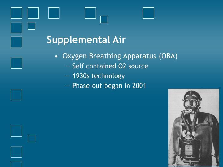 Supplemental Air