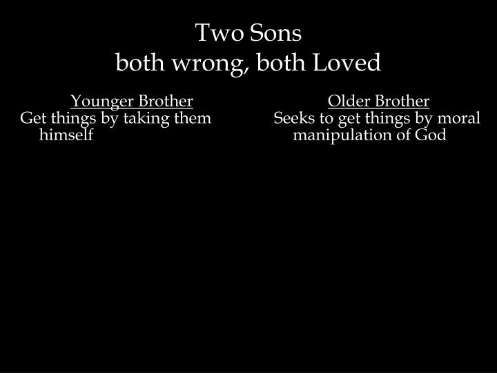 Two Sons