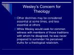 wesley s concern for theology3