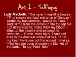 act i soliloquy1