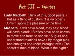 act iii quotes7