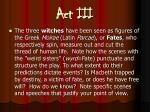act iii5