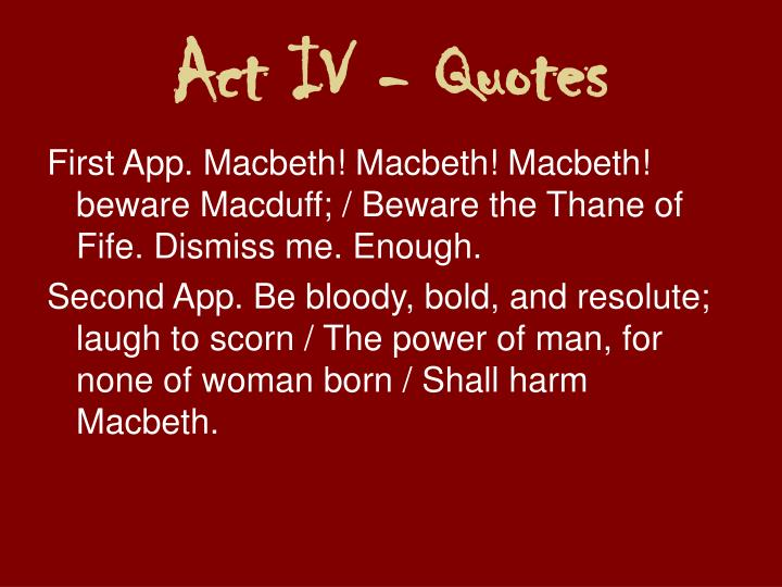 What is macbeth's attitude towards the witches this time