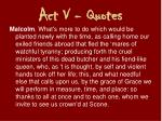 act v quotes9