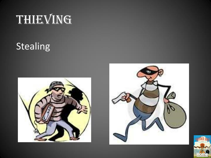 Thieving