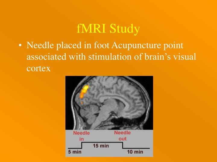 fMRI Study