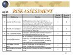 risk assessment4