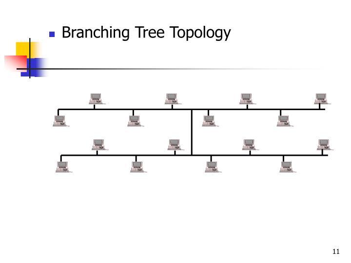 Branching Tree Topology