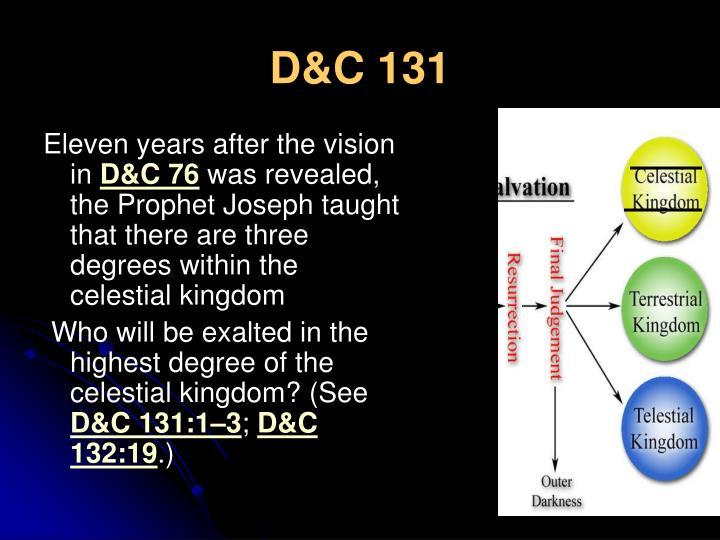 D&C 131