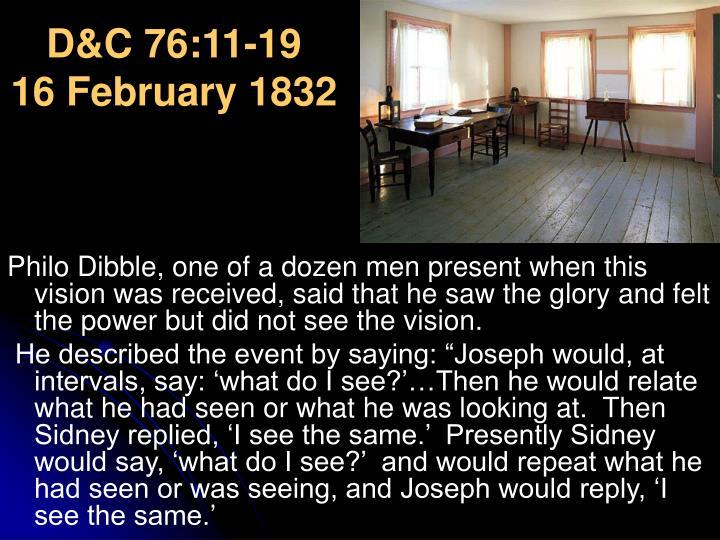 D&C 76:11-19