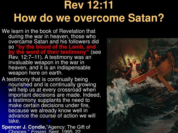 Rev 12:11