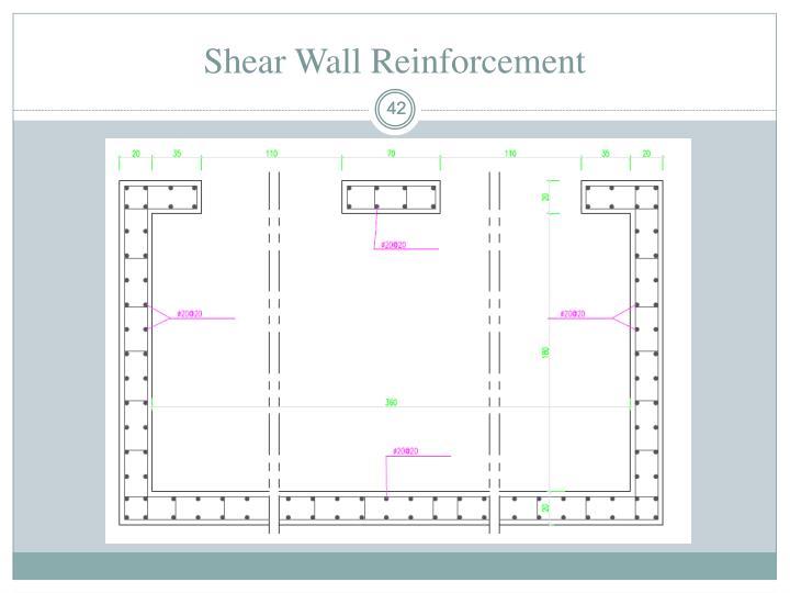 Shear Wall Design Ppt - Ronniebrownlifesystems