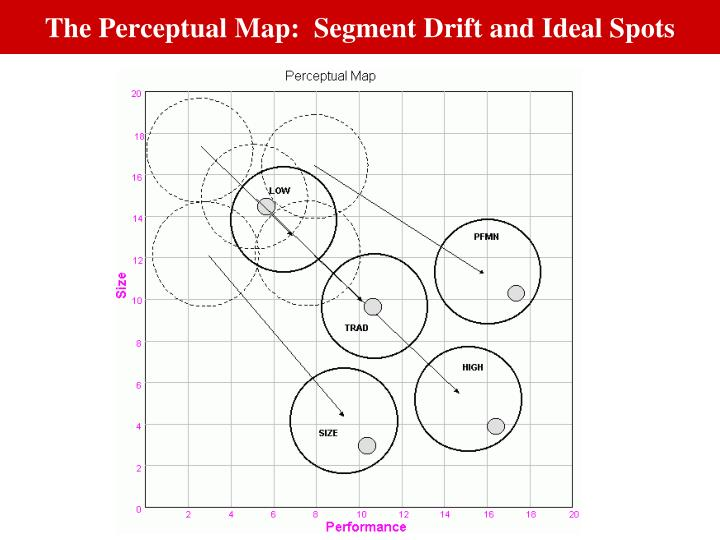 Perceptual Maps in Marketing Simulation Summary Essay