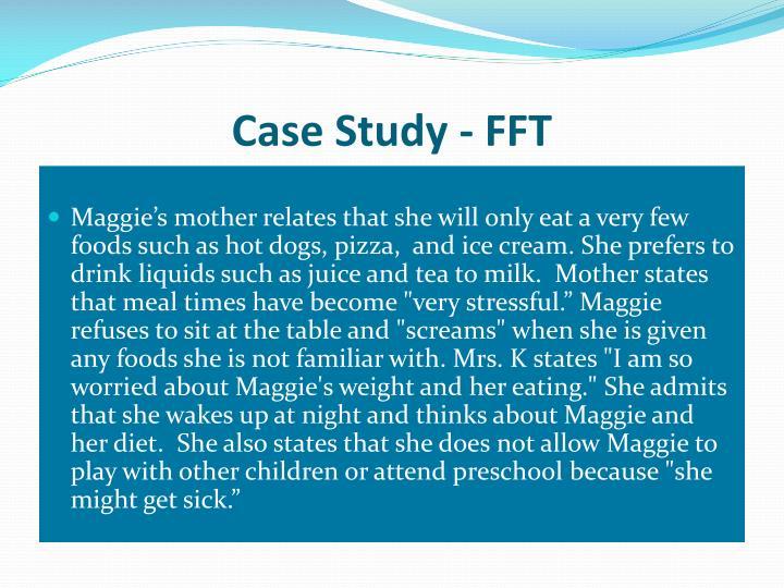 Case Study - FFT