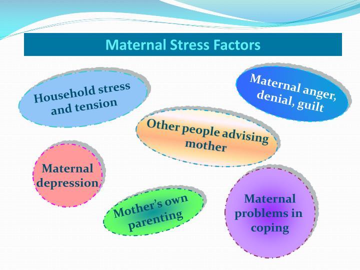 Maternal Stress Factors
