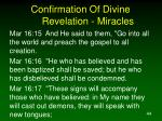 confirmation of divine revelation miracles5