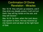 confirmation of divine revelation miracles6