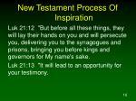 new testament process of inspiration1
