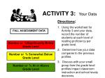 activity 3 your data