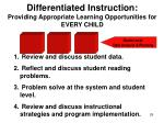 differentiated instruction providing appropriate learning opportunities for every child2