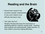 reading and the brain1