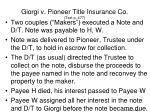 giorgi v pioneer title insurance co text p 477