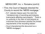 merscorp inc v romaine cont d2