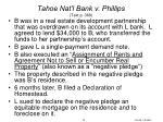 tahoe nat l bank v phillips text p 369