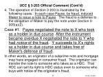 ucc 3 203 official comment cont d