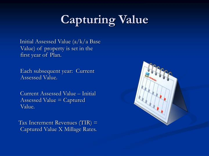 Capturing Value