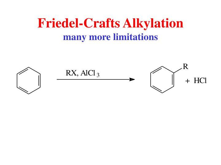 Friedel-Crafts Alkylation