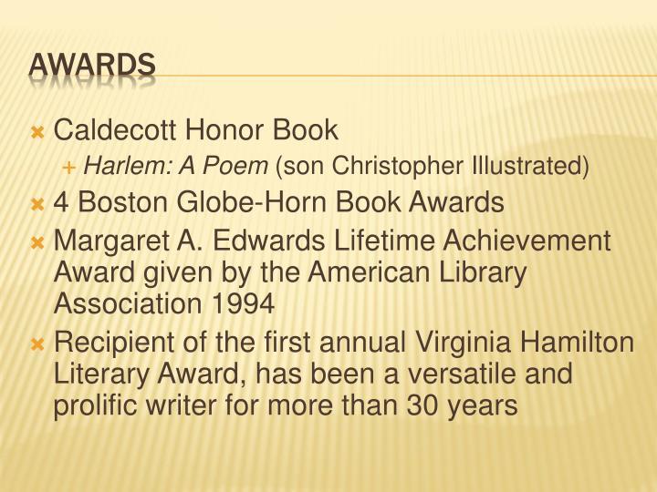 Caldecott Honor Book