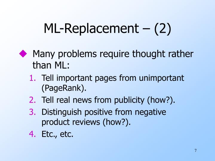 ML-Replacement – (2)
