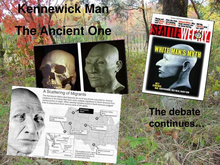 Kennewick Man