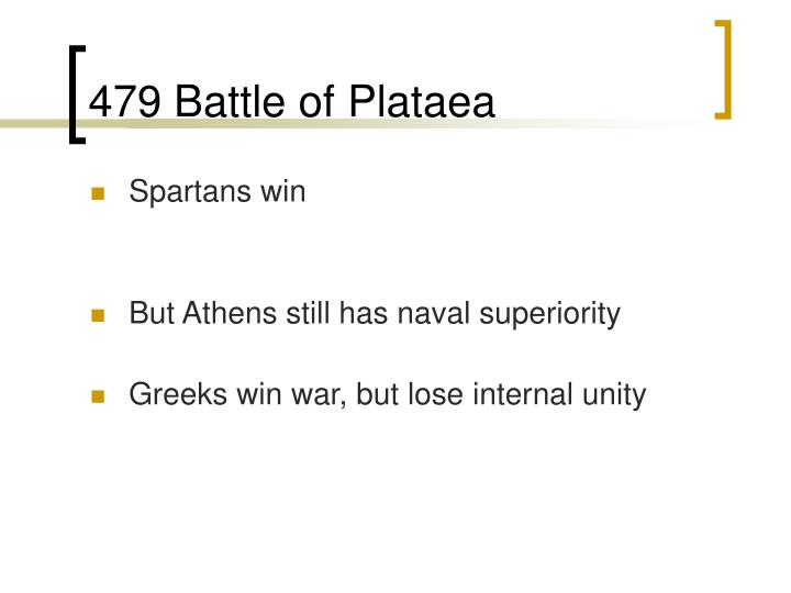 479 Battle of Plataea