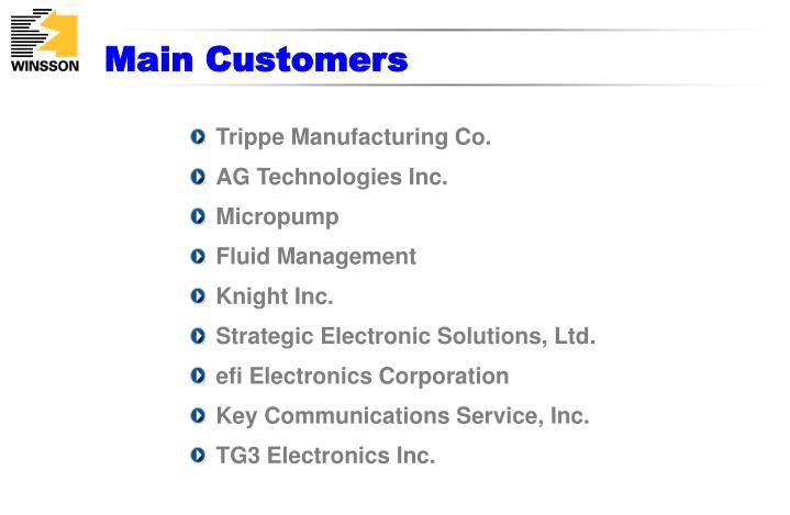 Trippe Manufacturing Co.