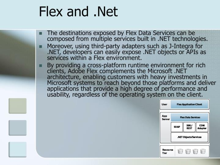 Flex and .Net