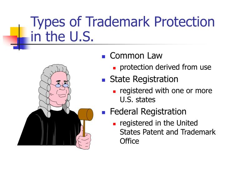 Types of Trademark Protection in the U.S.