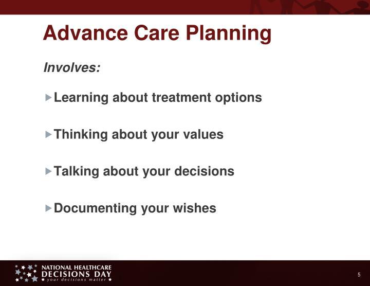 Advance Care Planning