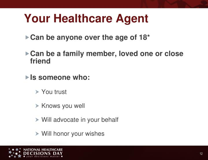 Your Healthcare Agent
