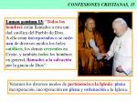 confesiones cristianas 15
