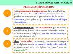 confesiones cristianas 16