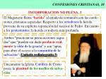 confesiones cristianas 18