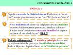 confesiones cristianas 4