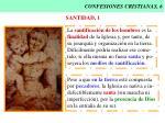 confesiones cristianas 6