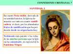 confesiones cristianas 7