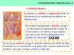 confesiones cristianas 8