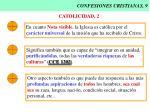 confesiones cristianas 9